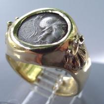 Athena, 14kt Ring