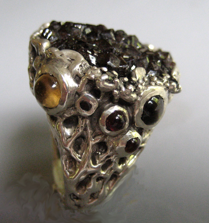 sterling silver rings baker custom jewelry