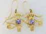 Egyptian Inspired Earrings