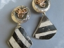 Pottery Shard Earrings