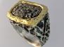 Silver Men's Rings