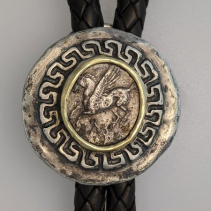 Pegasus, AR Stater, SS/14kt Bolo